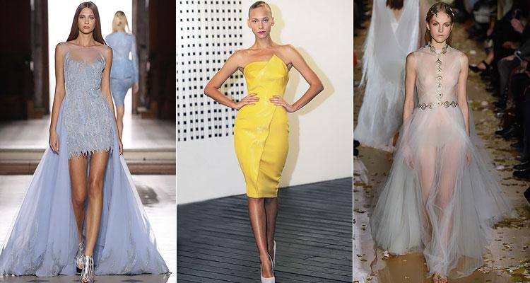 e2d55bb475e0 Ως εκ τούτου, προτιμάτε καλύτερα να δώσετε φορέματα με ένα ανοιχτό στοιχείο  - λαιμόκοψη, πλάτη, πόδια. Μπορούν επίσης να υπάρχουν και διαφώτιστα ένθετα.