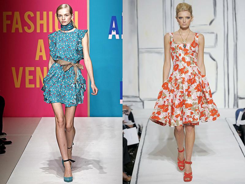 Плаття до підлоги з квітами. Сукня з квітами з чим носити  З чим ... affe02f47cf3d