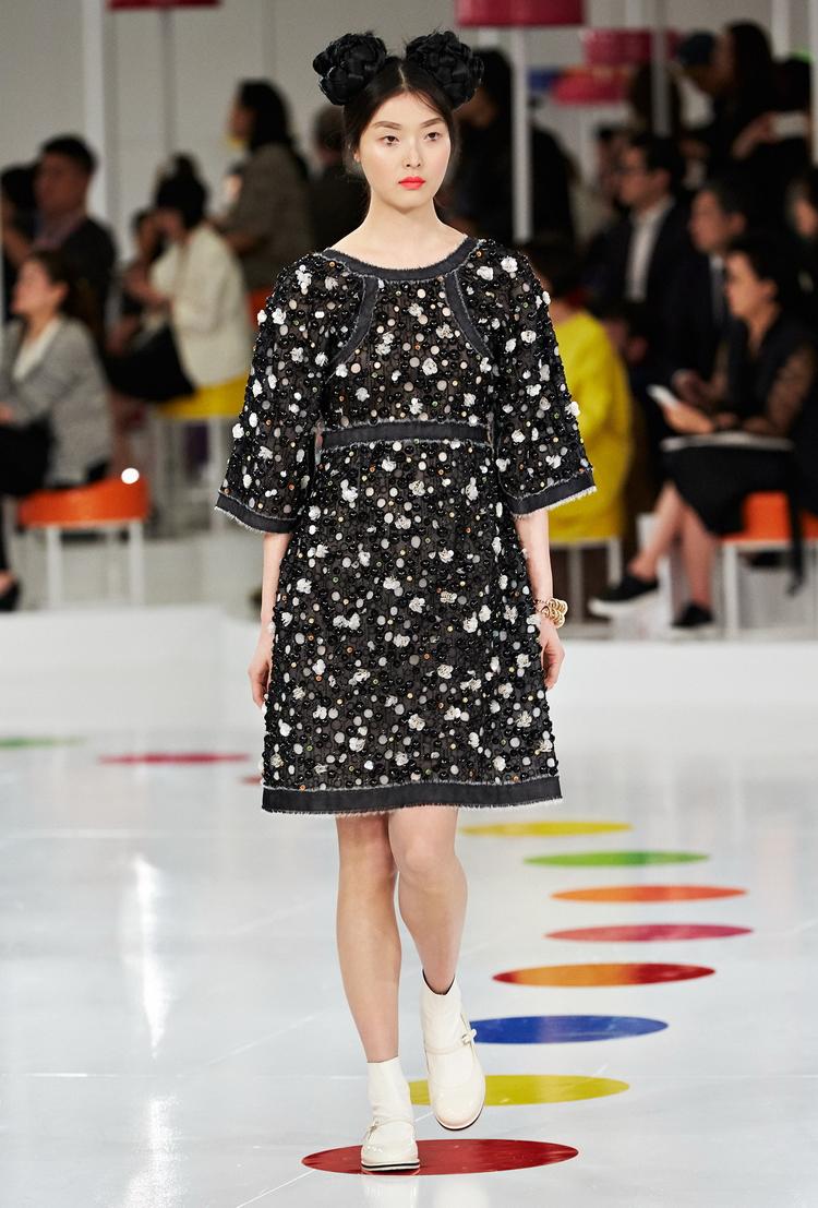 Вечірні сукні шанель. Нові сукні шанель - фото a7ab505238512