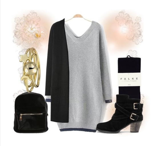 1a93e7a06259 Το φθινόπωρο του 2016 θα είναι μια ιδιαίτερη επιτυχία μεταξύ των γυναικών  της μόδας μακρύ δεμένη πουλόβερ και ζακέτες με ένα μοτίβο