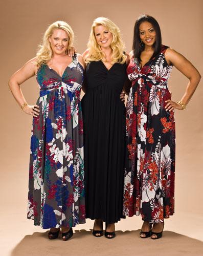 Показати фасони суконь для повних жінок. Плаття для повних - фото. Отже acafe4305b83c