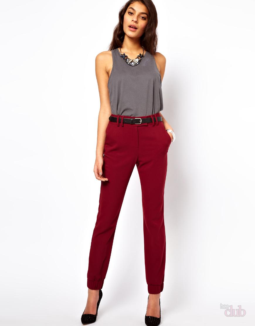 Найбільш універсальним вважаються штани чорного кольору. Вони дуже добре  зменшують обсяги жіночих стегон і що найпрекрасніше ідеально поєднуються  практично ... ad4d3ba2d7880