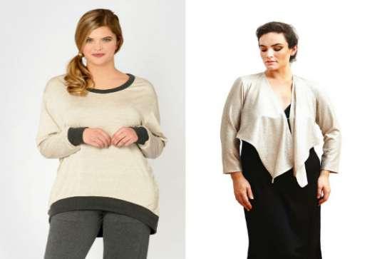 Модні сукні для повних осінь-зима 2016-2017 f062c6c6faf01