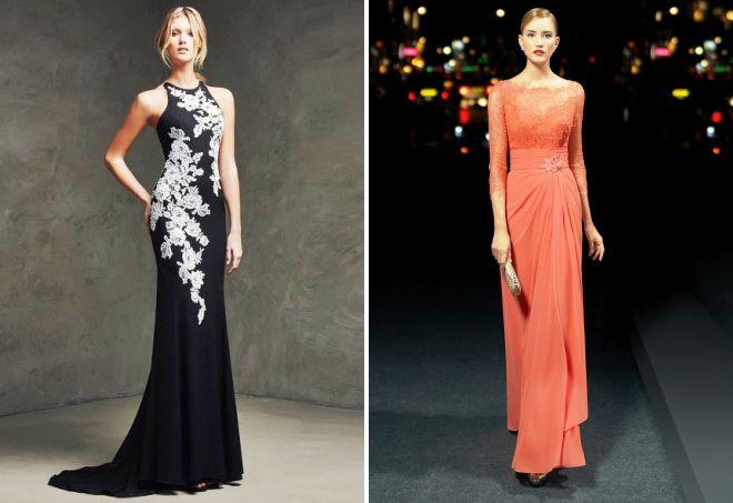 Модні сукні. Мереживні сукні для весілля. Прозорі «голі» сукні. fcc3c97306753