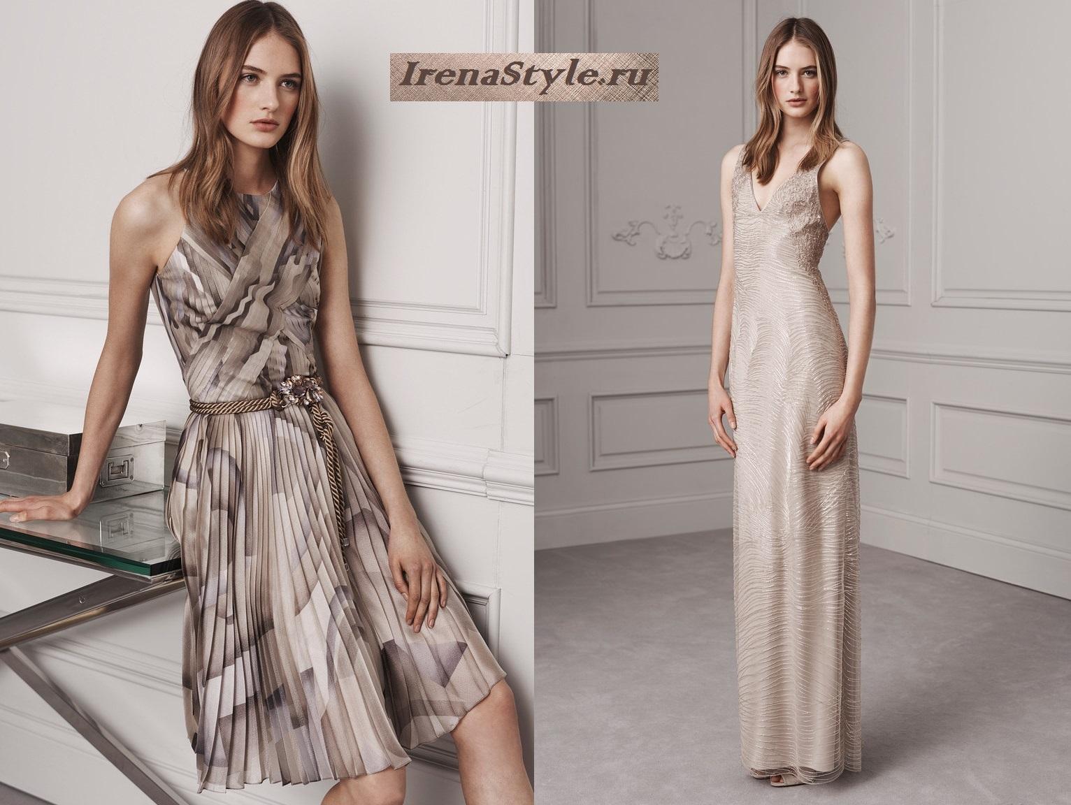Ένα μπεζ φόρεμα είναι ένα καθολικό πράγμα που πρέπει να είναι στην ντουλάπα  της κάθε κυρίας. Αυτό το φόρεμα μπορεί να είναι και casual και βραδινό  φόρεμα. 4ec693e8664