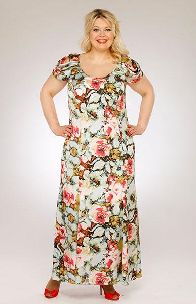 Яскравий квітковий принт на плаття - знахідка для представниць прекрасної  статі 91c2e06643bba