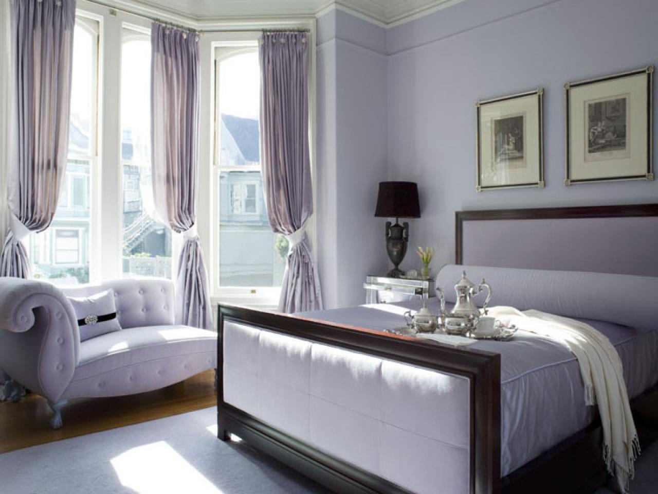 Satu Contoh Gabungan Warna Pastel Yang Ideal Di Dalam Bilik Tidur