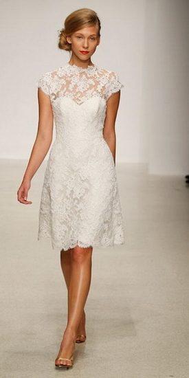 25b240147154 Φόρεμα στα γόνατα. Τέτοια μοντέλα είναι κατάλληλα για οποιαδήποτε γυναίκα