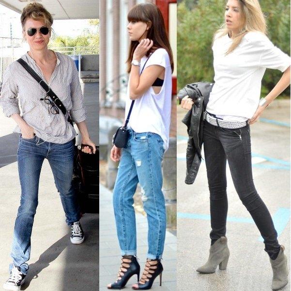 этап сборки какой обувью носить узкие джинсы перепутала, как